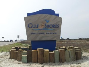 Gulf Shores, Alabama Signage